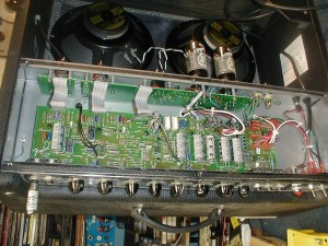 We work on newer model amps as well.